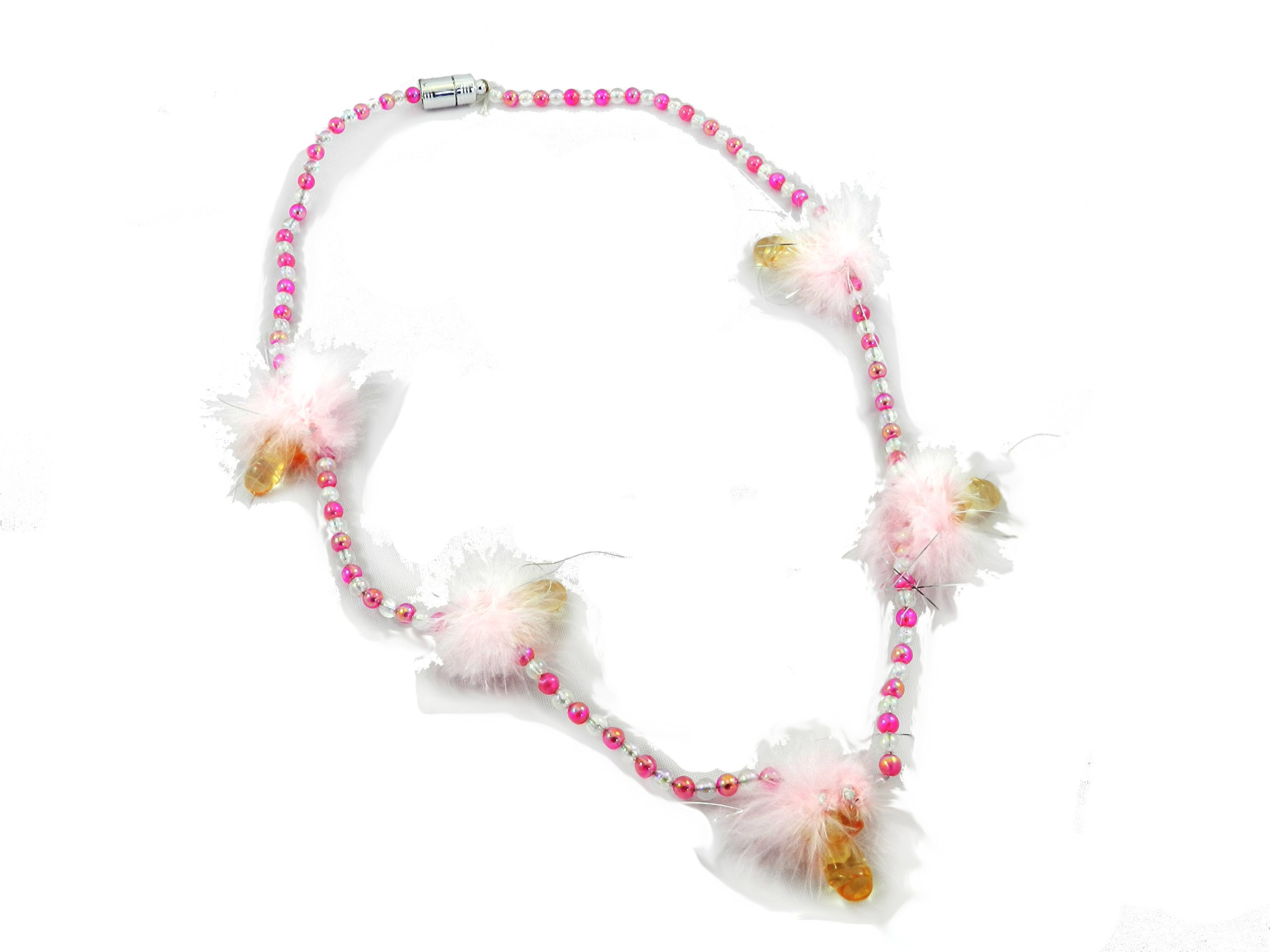 Bachelorette Party Light Up Pecker Necklace by Forum Novelties