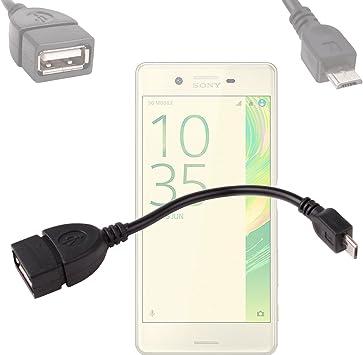 DURAGADGET Adaptador para Smartphone Motorola Moto E (2015) / Sony Xperia Z Ultra: Amazon.es: Electrónica