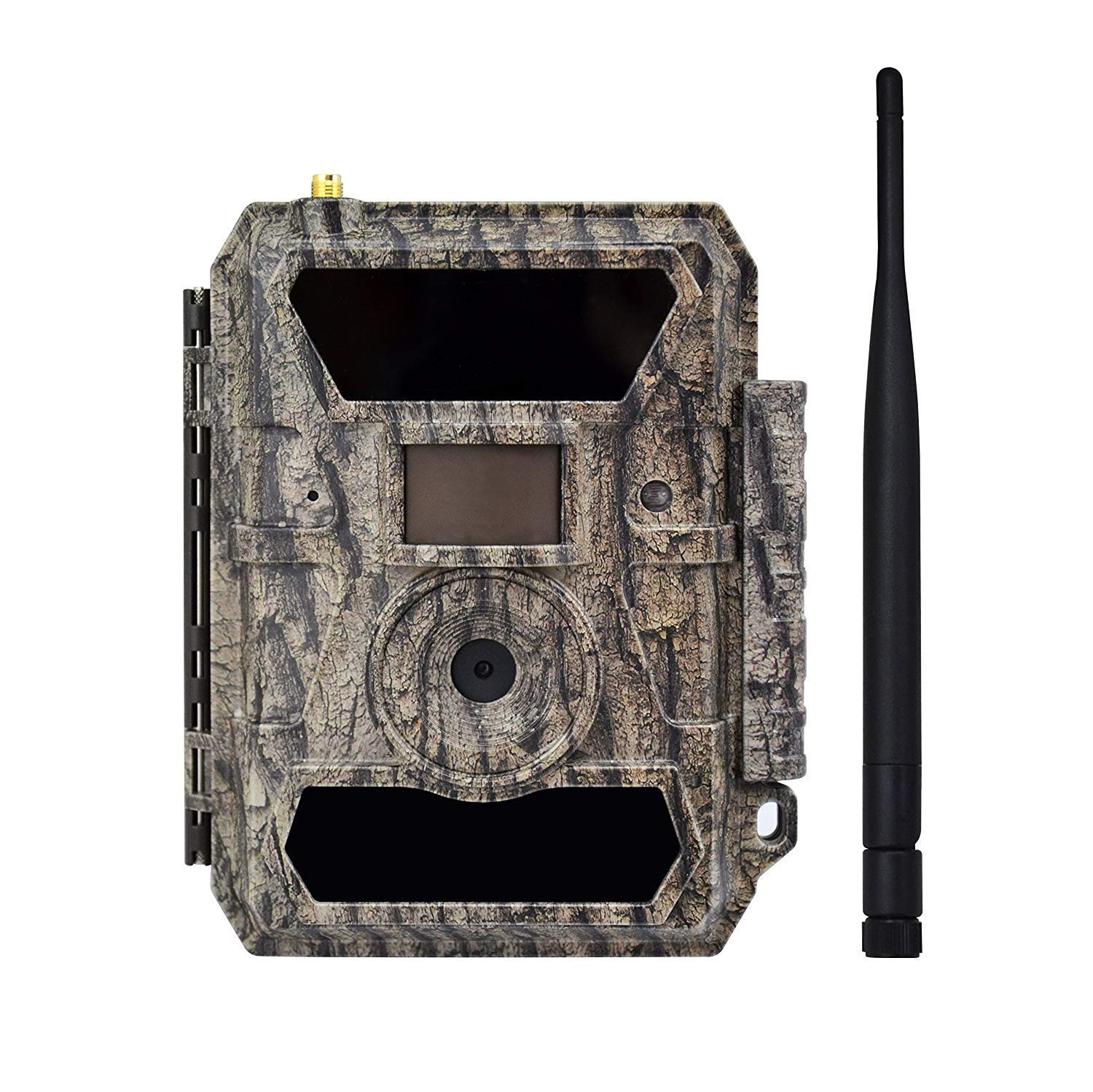 3G Bigfoot Trail Camera – Affordable Data Plan and Easy Setup  – Cellular Game Camera- 5, 8, 12mp/1080P Wireless Wildlife Camera-Security Camera- Send Pictures Most Cellphones and Email Addresses