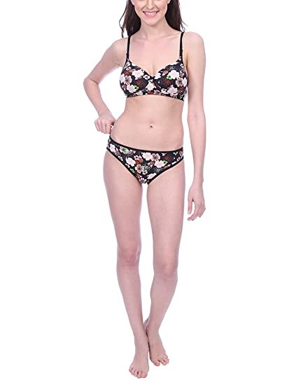 858a1f221963 Bralux Padded DNO133 Bra and Panty Set with Detachable Strap and  Transparent Belt Free with size