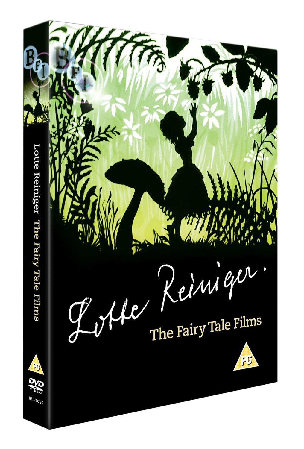 Lotte Reiniger - The Fairy Tale Films DVD by Lotte Reiniger ...