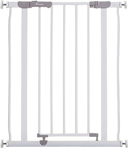 Dreambaby F831W Extensi/ón 36 cm para la barrera de Seguridad Chelsea blanca