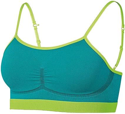 Crivit® Mujer - Sujetador Deportivo, Seamless Shape Ware ...