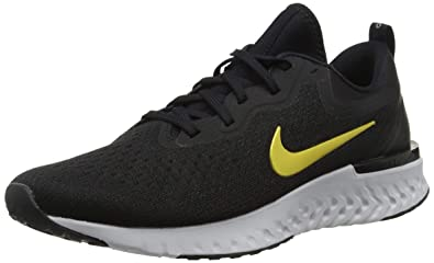 separation shoes e653c b794e Nike Women s Odyssey React Running Shoes, (Black Metallic Gold Vast Grey 011