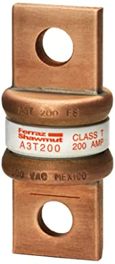 Mersen A3T200 300V 200A T Fuse