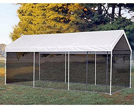 10 X 20 Screen Tent Amp 3x6m Assembly Instructions For Palm