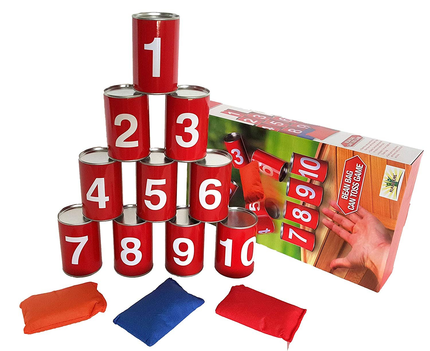 'Playscene' Carnival Bean Bag Toss Game