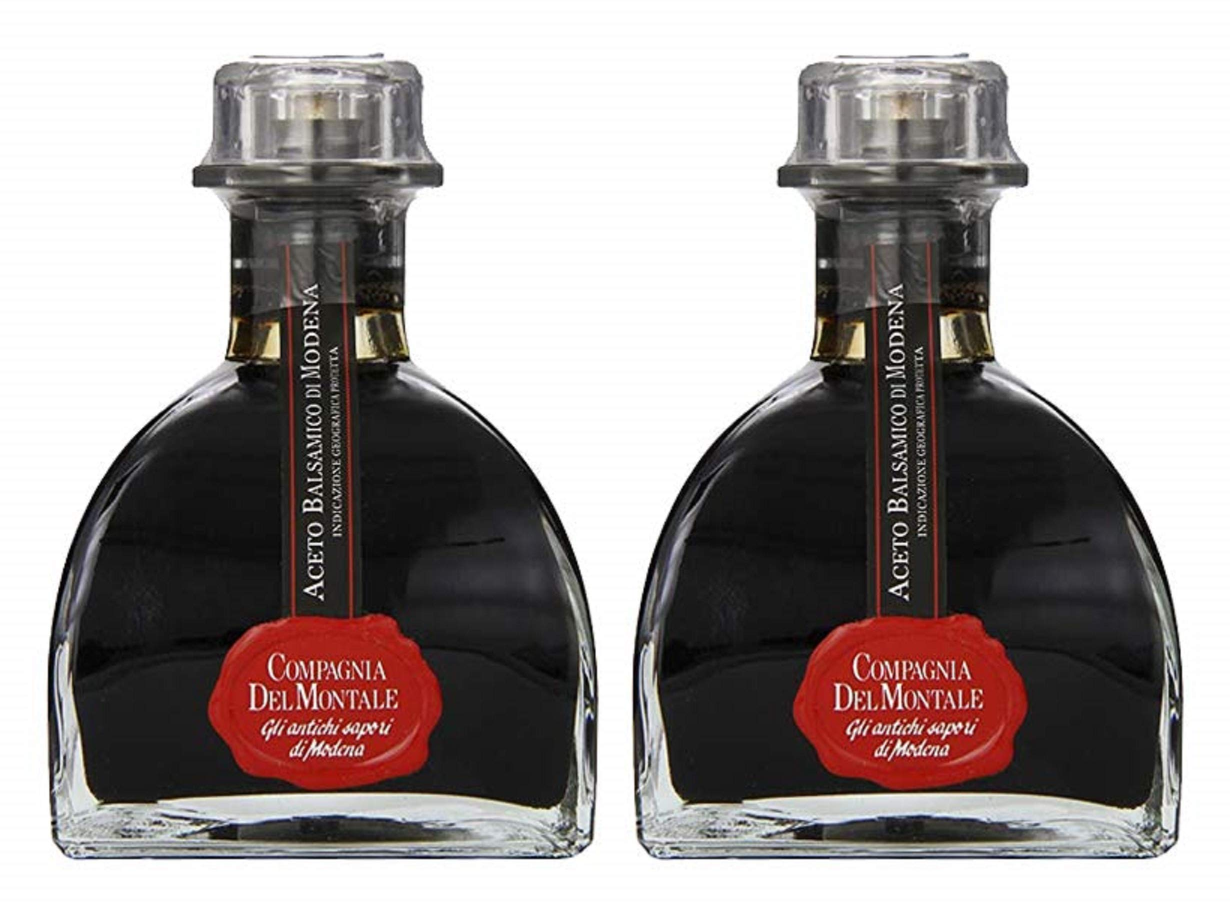 Compagnia Del Montale Special Edition Balsamic Vinegar IGP, Produced in Italy, 8.8 Ounce - 2 Pack by Compagnia del Montale