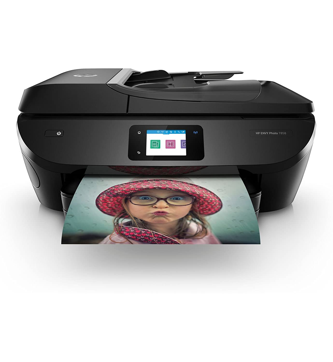 Amazon.com: HP ENVY Photo 7858 All-in-One Inkjet Photo Printer with Mobile  Printing K7S08A (Certified Refurbished): Office Products