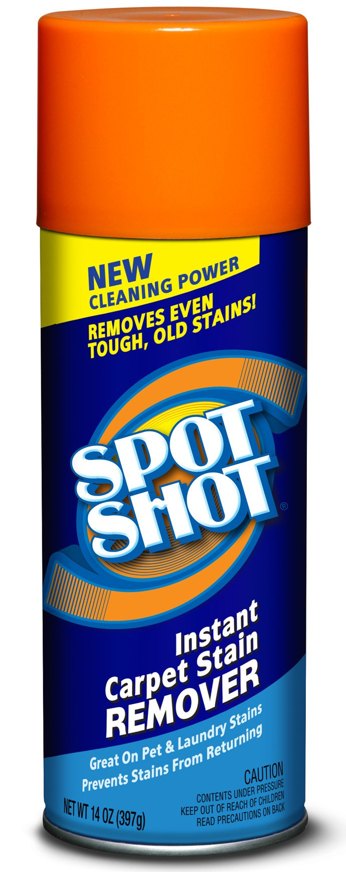 Spot Shot 009868 Instant Carpet Stain Remover 14 oz Aerosol (Pack of 12)