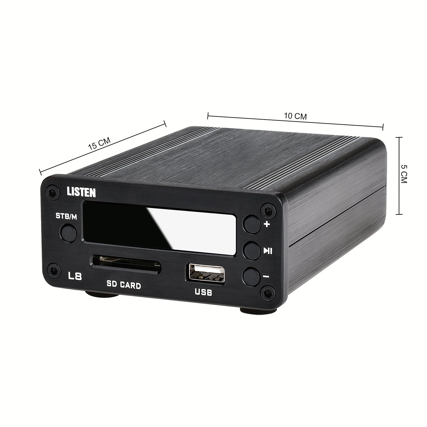 Mini amplificatore ONEU HWT039-DE