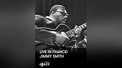 Live in France: Jimmy Smith