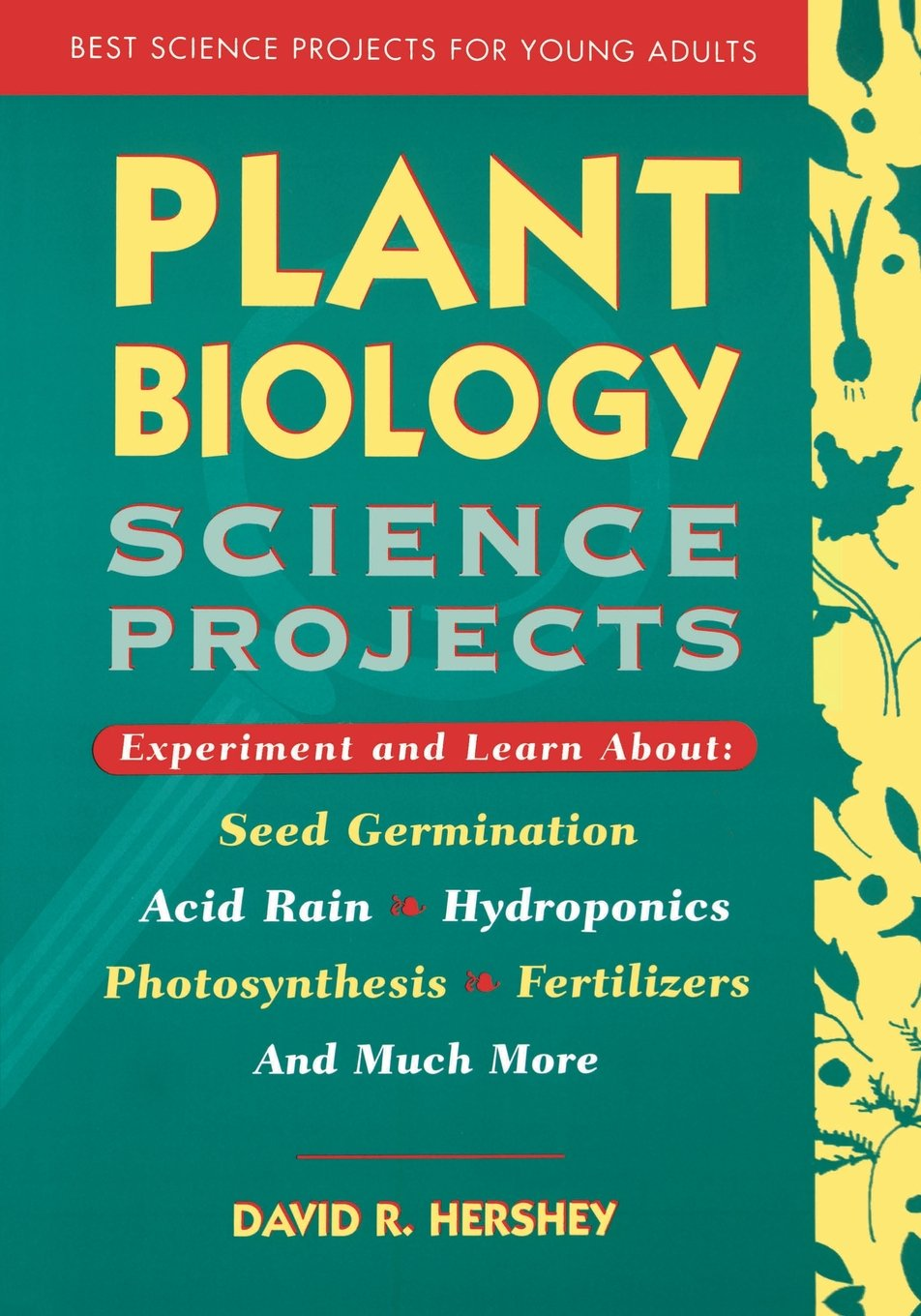 Plant Biology Science Projects