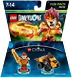 Lego Dimensions Fun Pack - Chima: Laval
