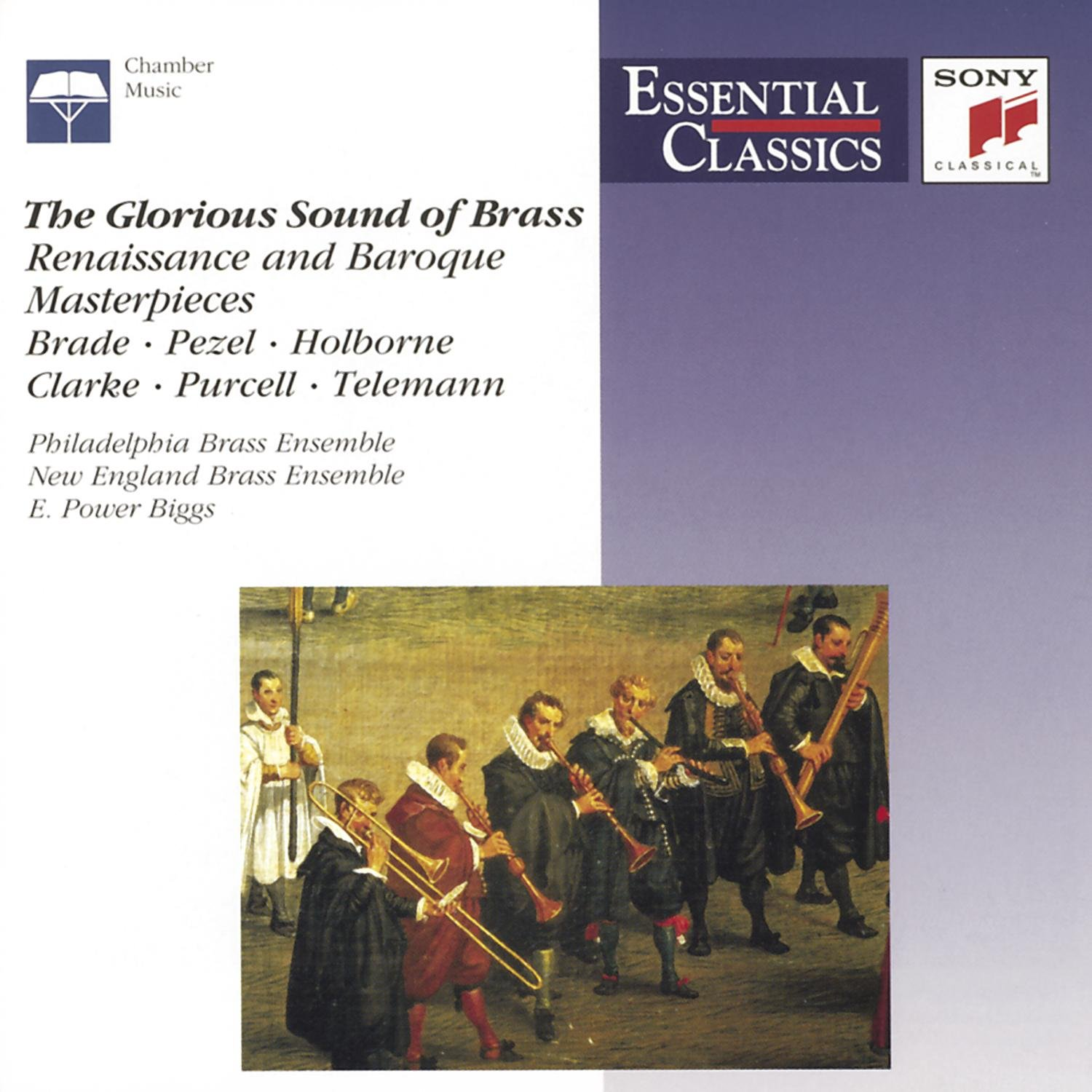 The Glorious Sound of Brass: Renaissance & Baroque Masterpieces