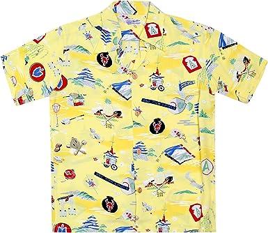Sun Surf SURF7570 - Camiseta hawaiana para hombre, diseño de ...