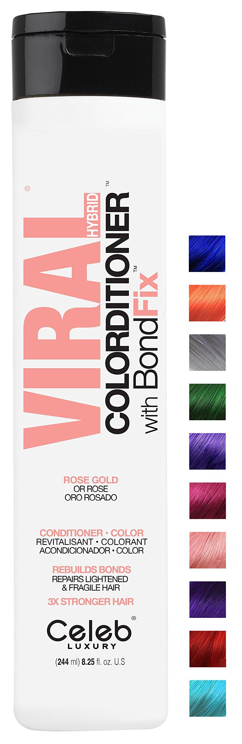 Viral Colorditioner Rose Gold, 8.25oz