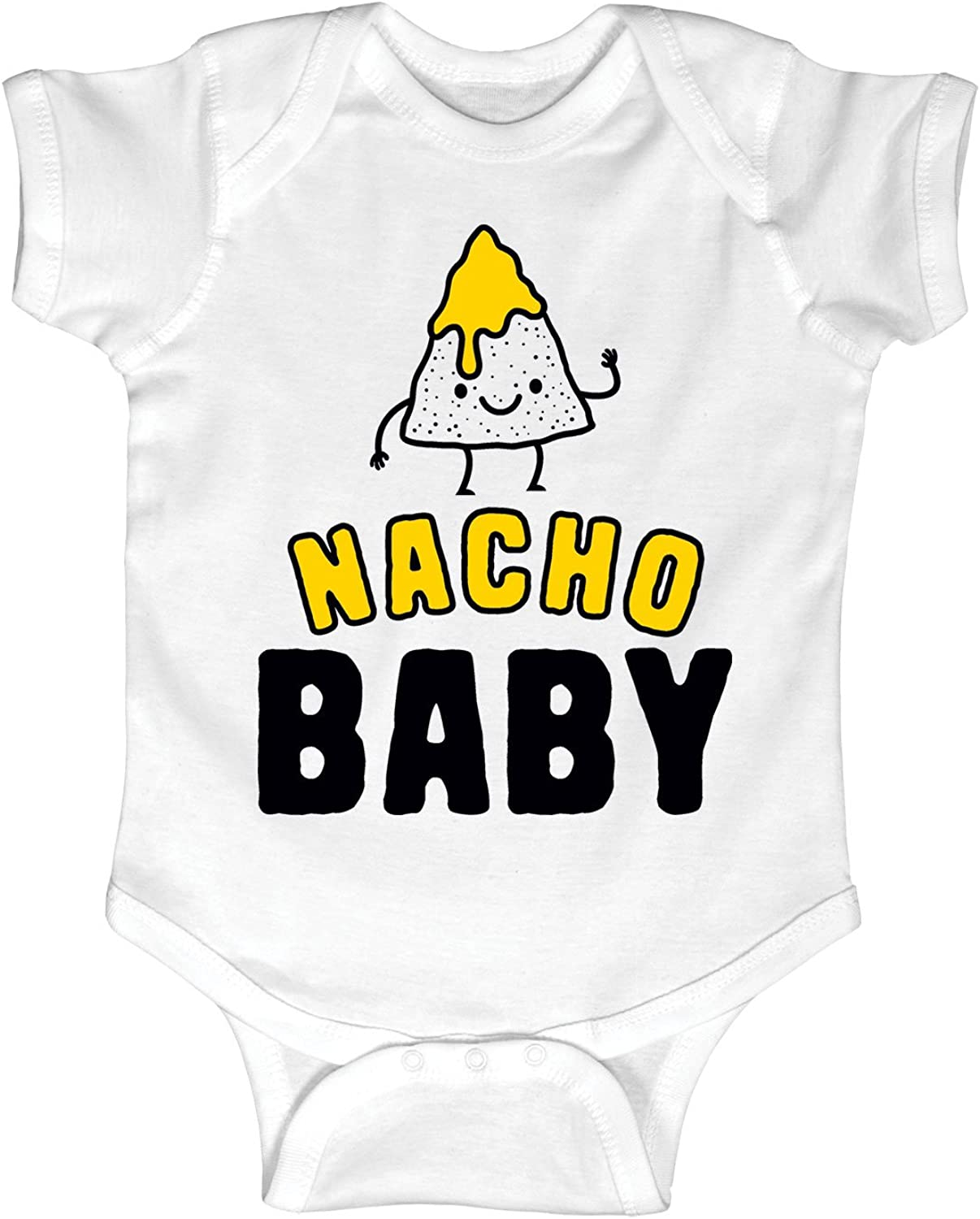 Instant Message Nacho Baby-Infant One Piece