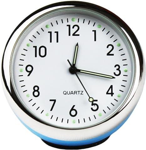 piccolo orologio rotondo da bordo altamente preciso orologio al quarzo rotondo da auto Txian decorazione perfetta per auto
