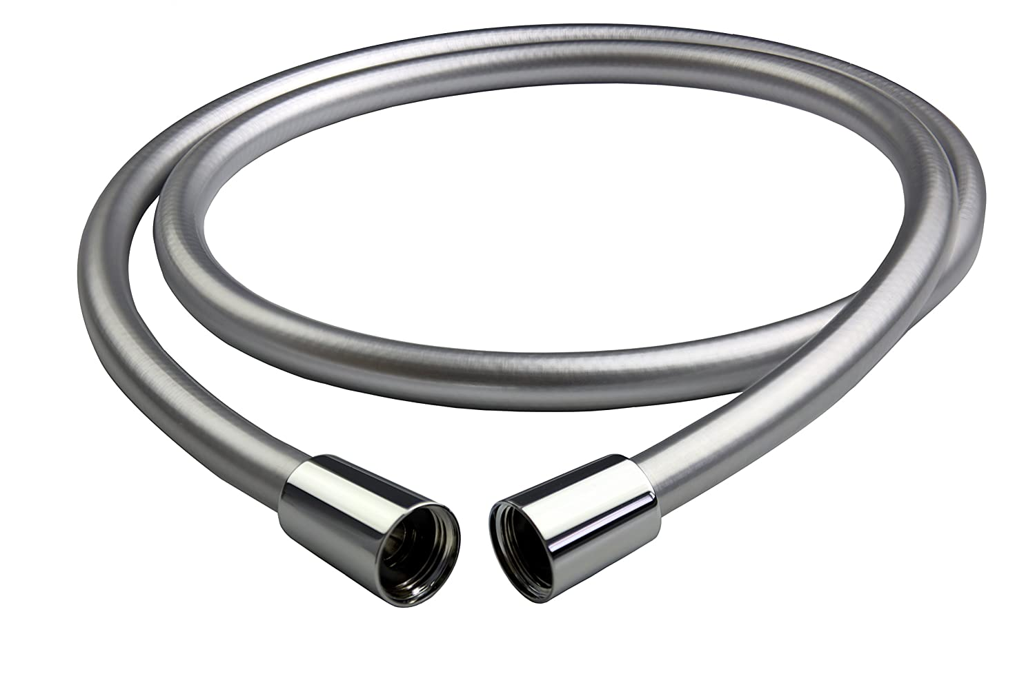 Triton Showers TSHM150S 1.5M Smooth Hose Chrome, 1.5 m