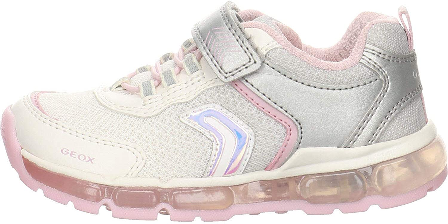 Geox Girls/' J Android Low-Top Sneakers