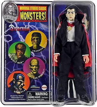 Universal Monsters Retro Series 2 Cloth Figure Dracula by Diamond: Amazon.es: Juguetes y juegos