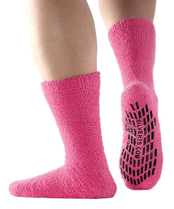 Non Skid Hospital Socksno Slip Socks Best Fuzzy Gripper Socks