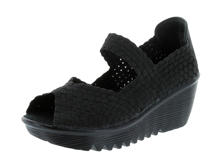Bernie Mev Women Halle Fashion-Sneakers B00B75ZK1G 38 M EU / 7.5-8 B(M) US|Black