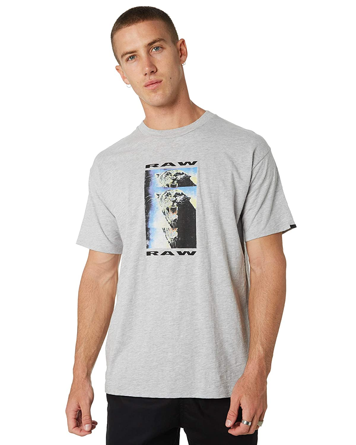 ZANEROBE Mens Raw Box Tee