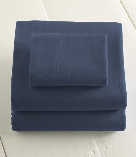 Ultrasoft Comfort Flannel Sheet Set | Free Shipping at L.L.Bean
