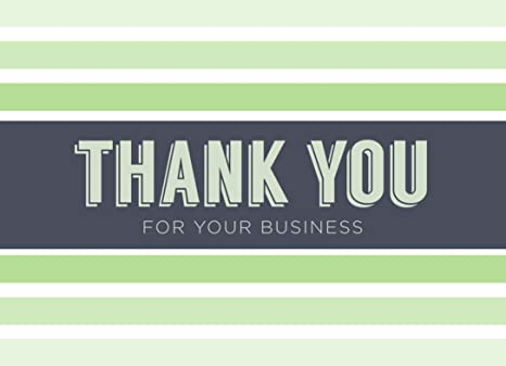Amazon thank you greeting cards t1604 business greeting thank you greeting cards t1604 business greeting card featuring a thank you message within colourmoves