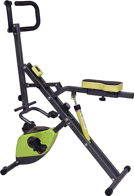 X-Rider – Aparato de fitness 2 en 1 bicicleta apartamento y ...