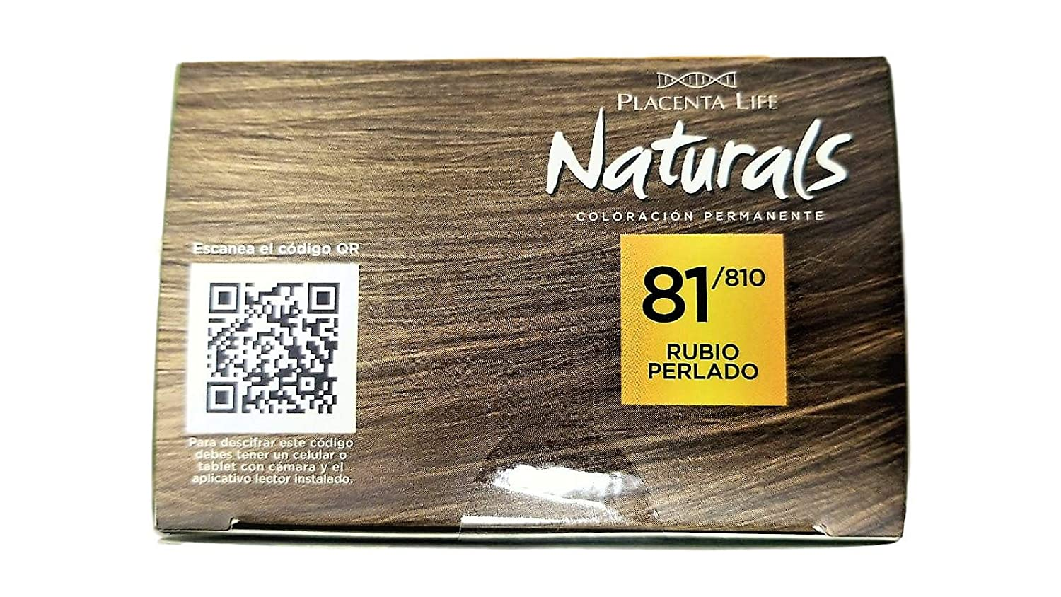 Amazon.com : Placenta Life Naturals Permanent Hair Color with Quinoa + Sacha Inchi + Passion Fruit Extract - Ammonia Free - 100% Gray Coverage - Fresh and ...