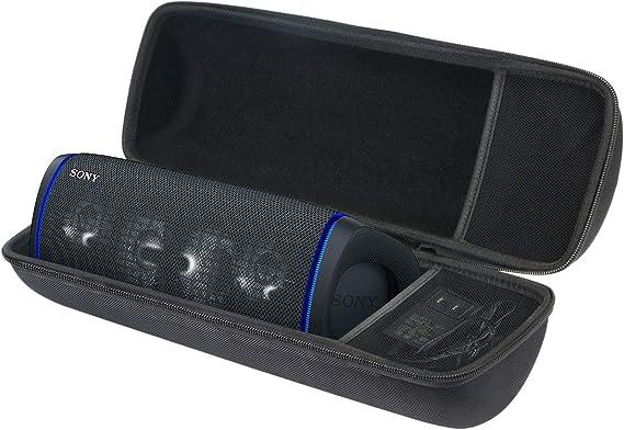 Aenllosi Hart Tasche Hülle Für Sony Srs Xb43 Tragbarer Elektronik