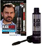 Blackbeard for Men - temporary brush on colour 12ml (0.40oz) Dark Brown