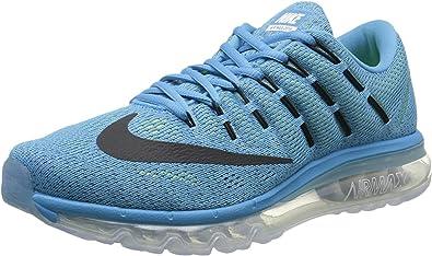 Nike Air MAX 2016 806771-400, Zapatillas para Hombre, Azul (Blue ...