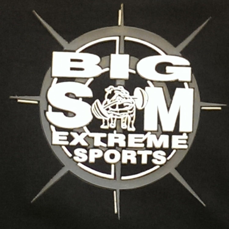 Amazon.com: BIG SM EXTREME SPORTSWEAR - Sudadera con capucha ...