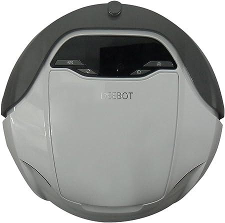 Ecovacs D63 Deebot - Robot aspirador para suelo duro y alfombras (altura 10 mm, con estación de carga): Amazon.es: Hogar