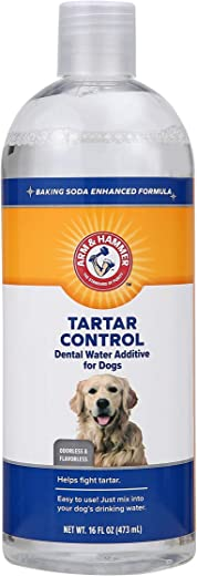 Arm and Hammer Advanced Care Dental Water Additive with Baking...