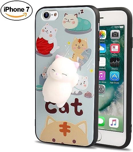 Soft Silicone Cat Cloud Bunny TPU Case
