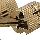Durable Copper Hidden Invisible Hinge Barrel