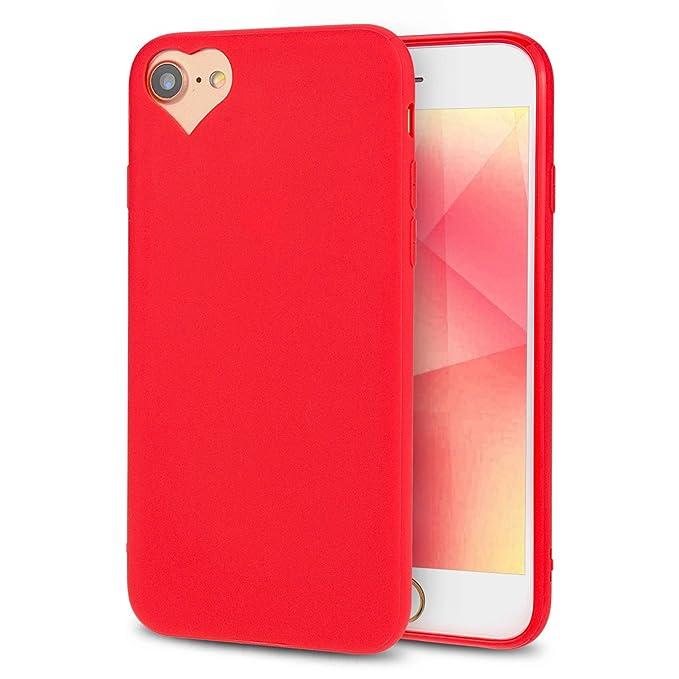 5 opinioni per iPone 7 Custodia Anfire Molle Flessibile Gel TPU Case Cover per iPhone 7 (4.7