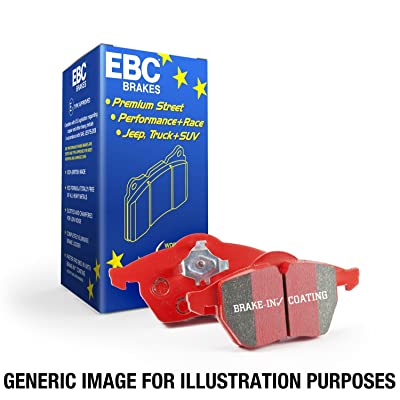 EBC Brakes DP31140C Redstuff Ceramic Low Dust Brake Pad: Automotive