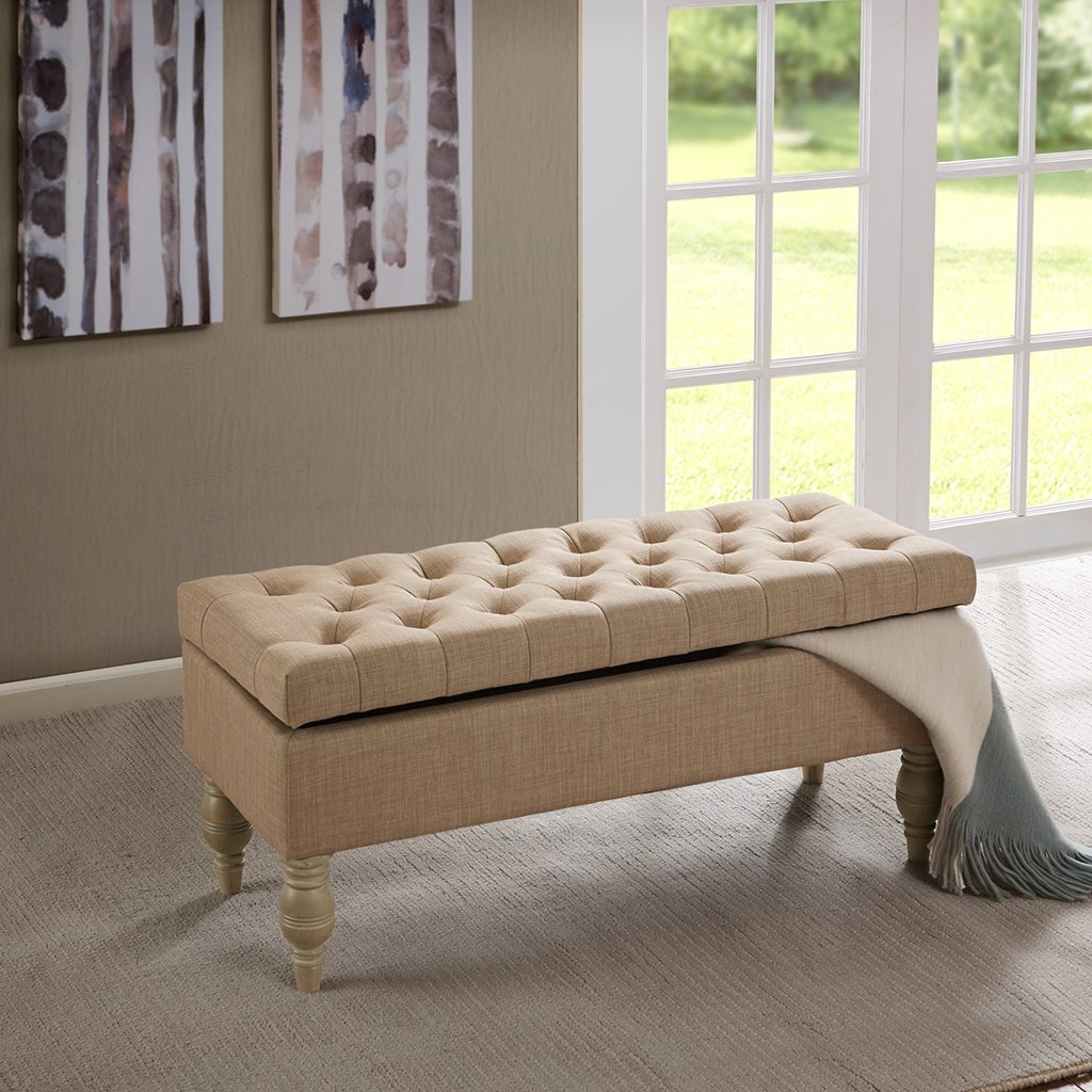 Madison Park FPF18-0261 Luxe Bench