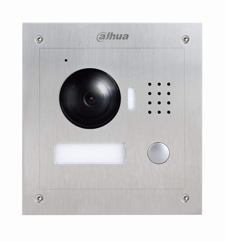 C/ámara 1,3Mpx Acero Inoxidable antivand/álico Audio bidireccional X-SECURITY Videoportero IP Monitorizaci/ón a Trav/és de App M/óvil Visi/ón Nocturna