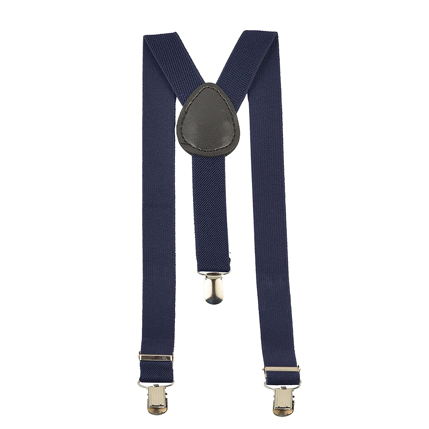 CrayonFlakes Kids Wear For Boys Y-Back Suspender Stretchable /Free Size