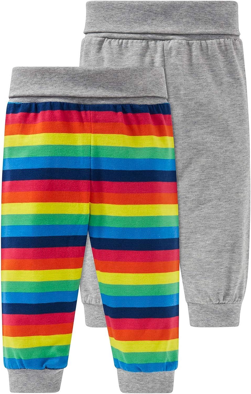 Schiesser Pantalones de Pijama (Pack de 2) para Bebés: Amazon.es: Ropa y accesorios