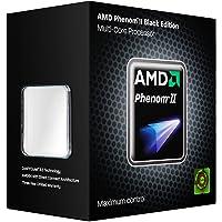 AMD Phenom II X4 940 Quad-Core Prozessor Black Edition (Sockel AM2+, 3GHz, 8MB L2+L3 Cache)