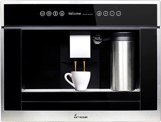 Empotrable de cafetera automática km4501ed Touch Sensor de ...