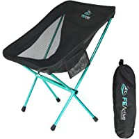 FE Active Folding Camping Chair - Compact, Lightweight & Portable Outdoor Chair. Great Camping Chairs for Adults & Kids…